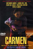 Carmen - Carlos Saura - Dvd - Pal 15.55€ #50480SF308D