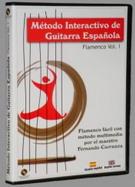 Spanish Guitar Interactive Method - Cd-Rom