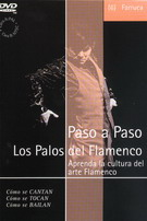 Flamenco Step by Step. Farruca (06) - VHS.