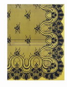 Spanish veils (shawls) ref.405. Measurments: 120x250 cm