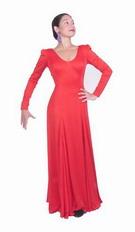 flamenco dance outfits: mod. long sleeved bulerías 220.85€ #501710038