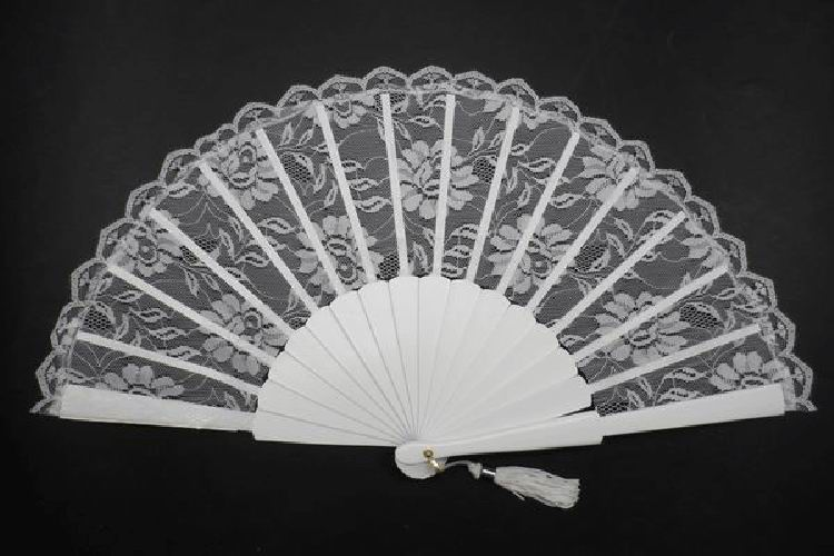 Fan Special for Bride White. Ref. 1321