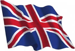 ステッカー 国旗シリーズ イギリス