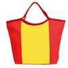 Spanish flag bag