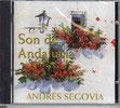 Son de Andalucia.Andrés Segovia