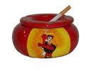 Water ashtray - Sevillana/Dancer
