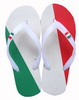 Italy flag slippers 18.00€ #505760027