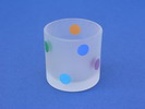 Shots Glasses with Coloured Polka Dots 9.000€ #505450004