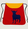 Apron Cloak Bull Red-Yellow