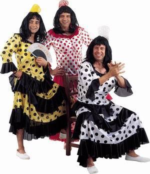 Costume flamenca pour hommes