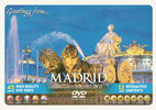 Madrid. Multimedia Postcard. Dvd 9.99€ #50553002