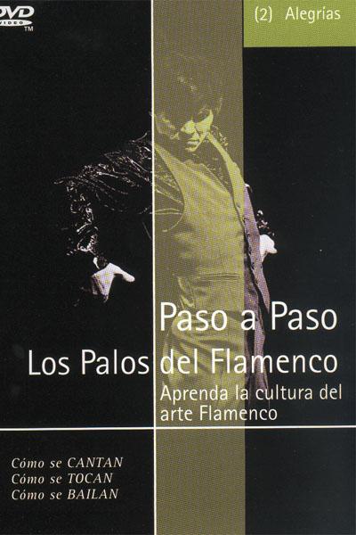 Flamenco Step by Step. Alegrías (02)- Dvd - Pal