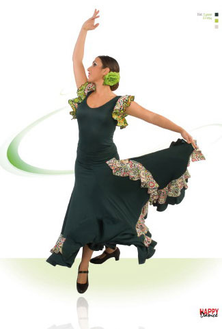 Skirt for flamenco dance Happy Dance Ref. EF094PS38PS168