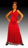 Flamenco Rehearsal Skirt: Model Ensayo