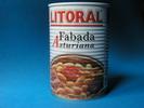 缶詰マメ料理 Fabada Asturiana - Litoral 2.75€ #505830001
