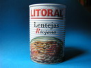 缶詰マメ料理 Lentils from the Rioja - Litoral 2.75€ #505830006