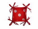Red Breadbasket with White Polka Dots 8.500€ #504920036