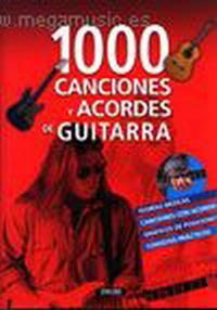1000 guitar's songs and harmonies
