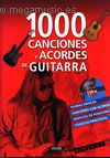 1000 chansons et accords de guitare