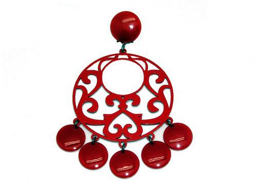 Acetate Earrings ref. 25071