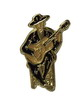 Pin guitariste flamenco 1.90€ #500830007