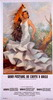 White flamenca dancer poster 10.10€ #504910085