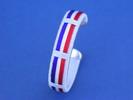 Bracelet drapeau français