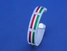 Bracelet drapeau italien