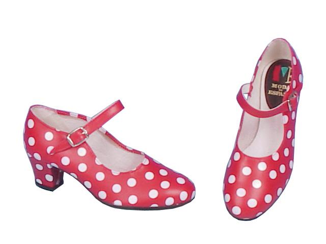 Zapato de Lunares