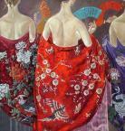Manila shawls